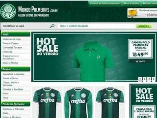 Netshoes - Mundo Palmeiras