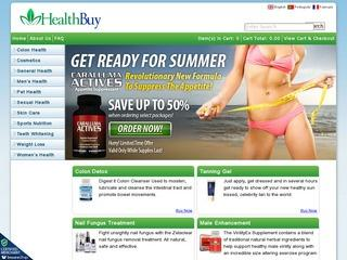 Buy Health Store