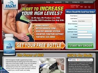 HGH Energizer